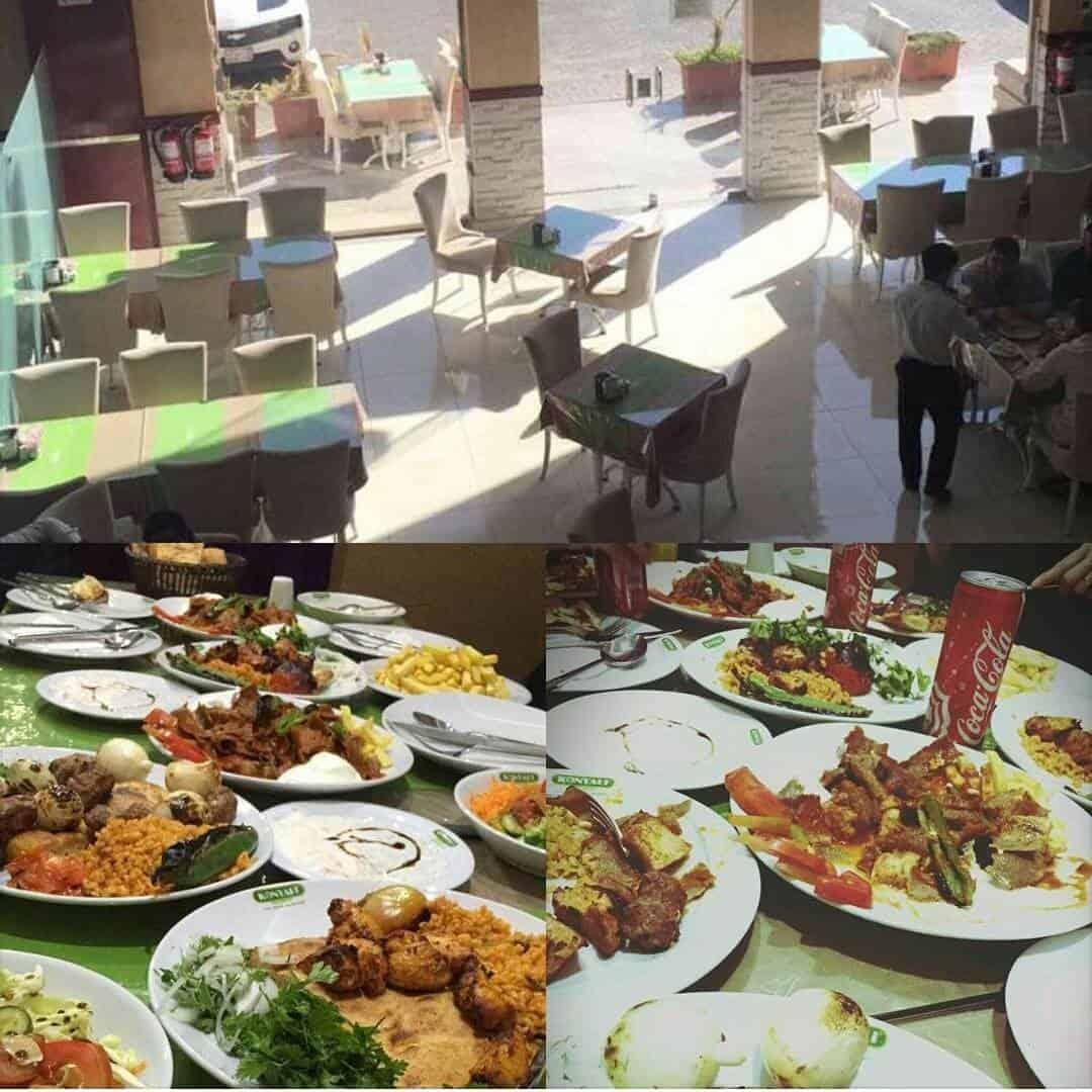 مطعم كونيلي المدينة