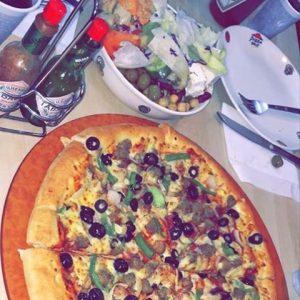 مطعم بيتزاهت