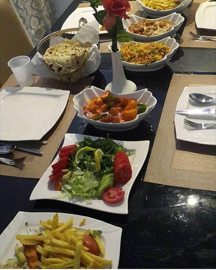 مطعم مهراني أبها والخميس