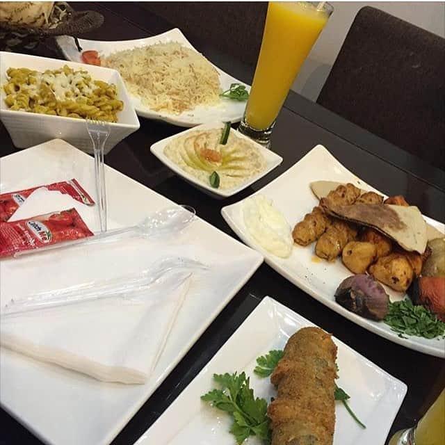 مطعم خابيه لبنان أبها والخميس