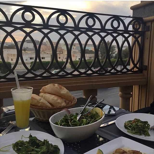 مطعم قصر الشيزر أبها والخميس