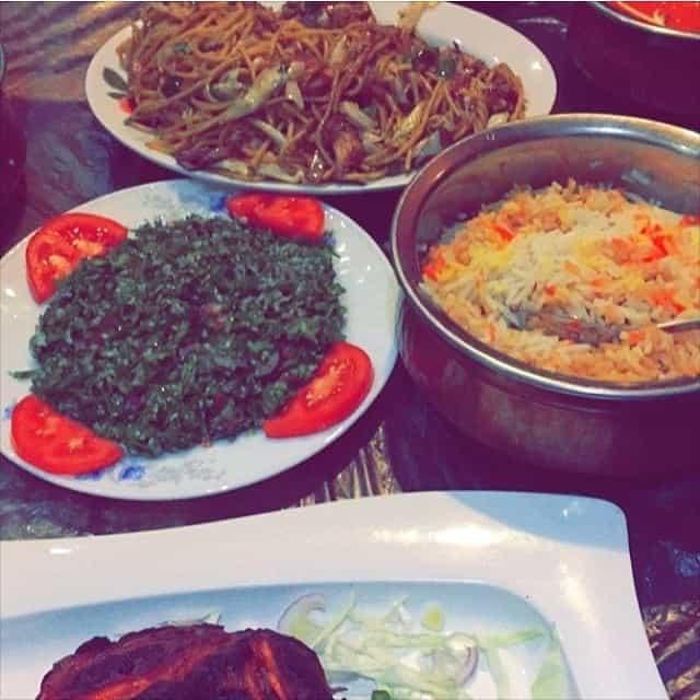 مطعم آسيا كوزين أبها والخميس