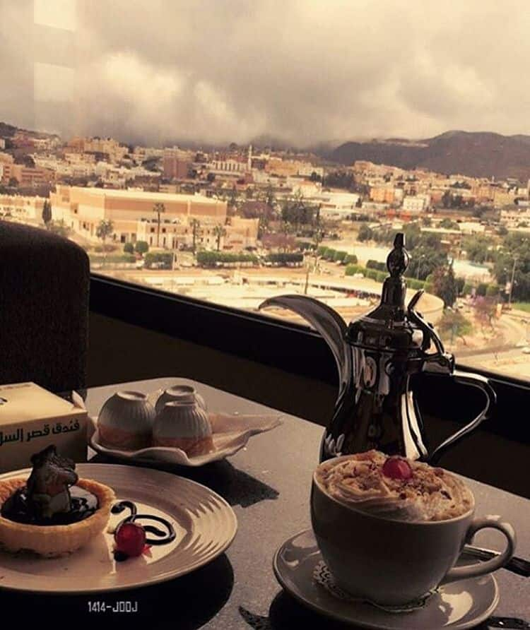 مقهى فندق قصر السلام أبها والخميس
