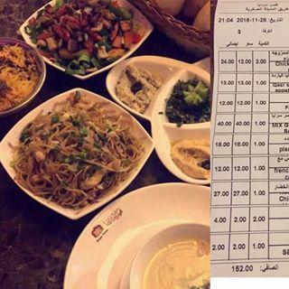 مطعم ليالى الهند الاسعار المنيو الموقع افضل المطاعم السعودية