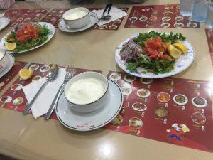 مطعم قصر اسطنبول المدينة
