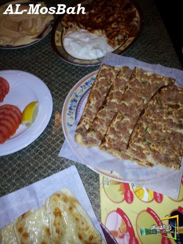 مطعم مهران المدينة