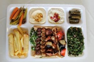 مطعم مشويات بيروت في تبوك