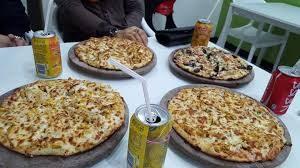 مطعم بيتزا الراية أبها والخميس