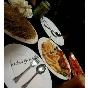 المطعم الصينى بفندق هلا
