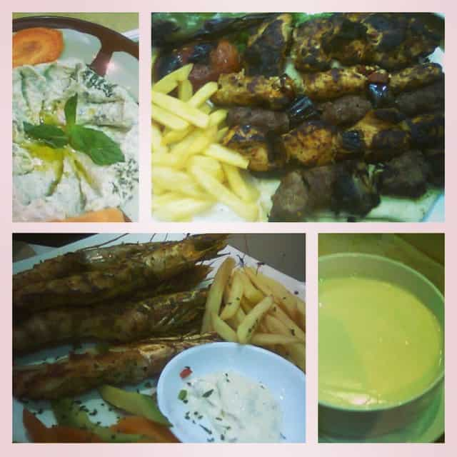 مطعم البيت اللبناني أبها والخميس