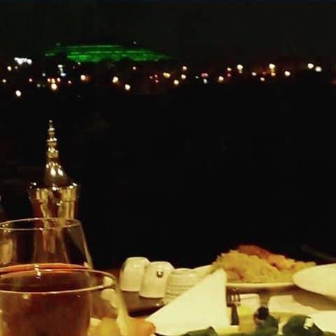 مطعم فندق شفا أبها والخميس
