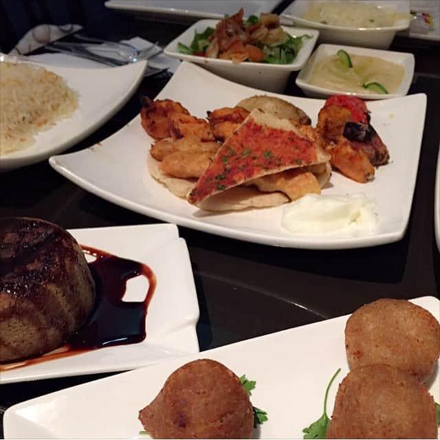 مطعم خابية لبنان أبها والخميس