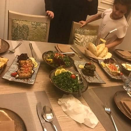 أطباق مطعم ارمين