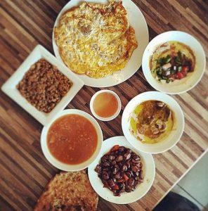 مطعم احلى الطيبات في تبوك