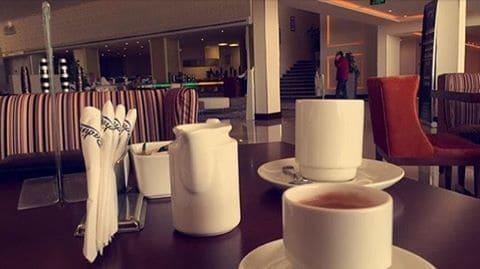مطعم ومقهى الراديسون بلو في جازان