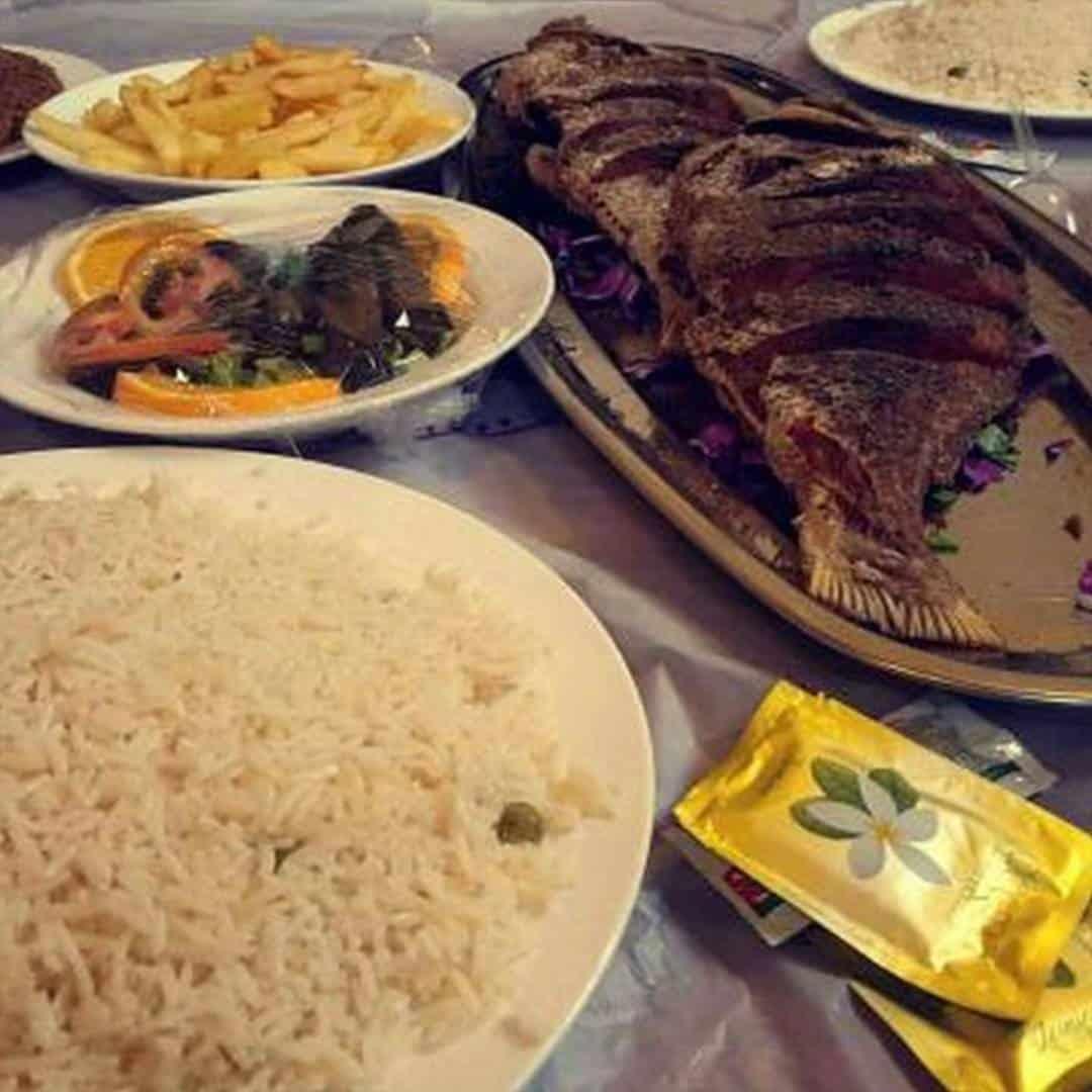 مطعم فيروز قاردن المدينة