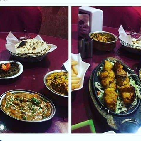 مطعم قصر الهند أبها والخميس