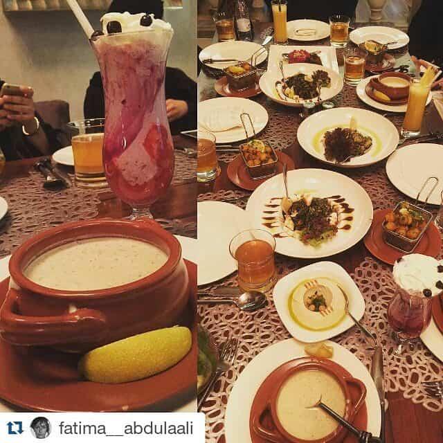 مطعم اوف وايت لاونج الرياض