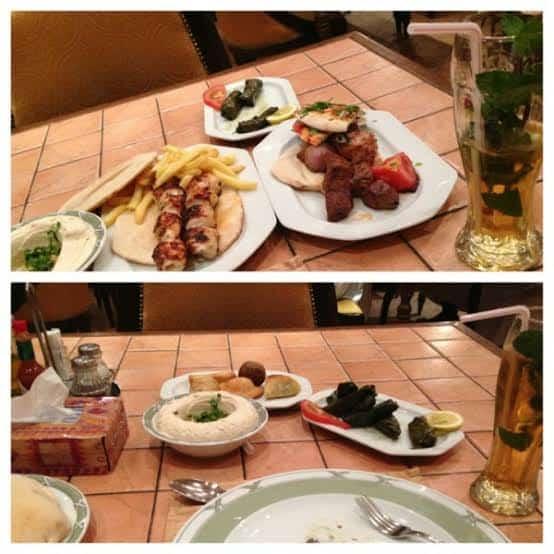 Al Reef Lebanese Restaurant
