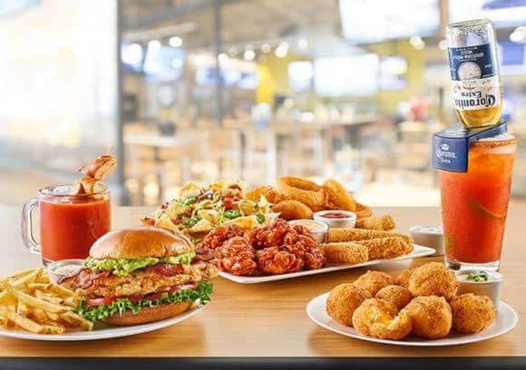 مطعم بافالو وايلد وينجز الرياض