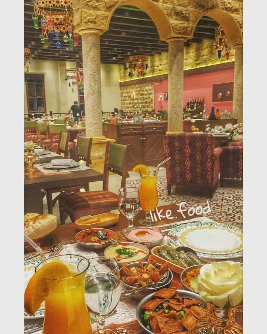 مطعم مايريك الأرمني في الرياض