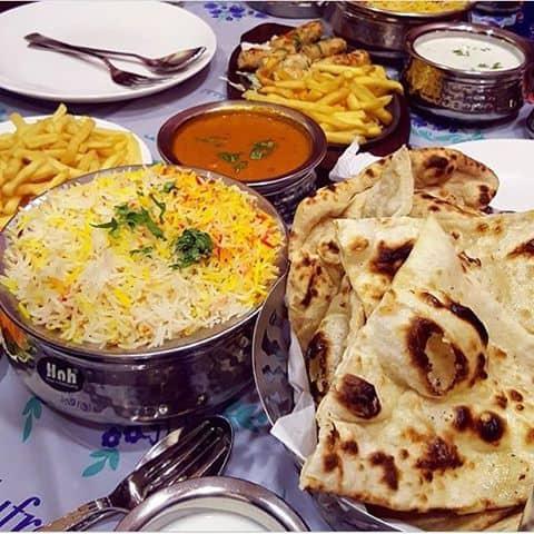 مطعم نكهة الهند في جازان