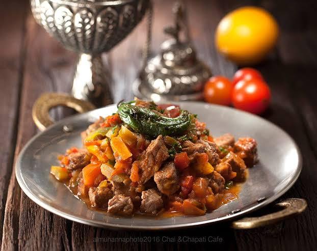 مطعم و كافيه جاي وشباتي في الرياض