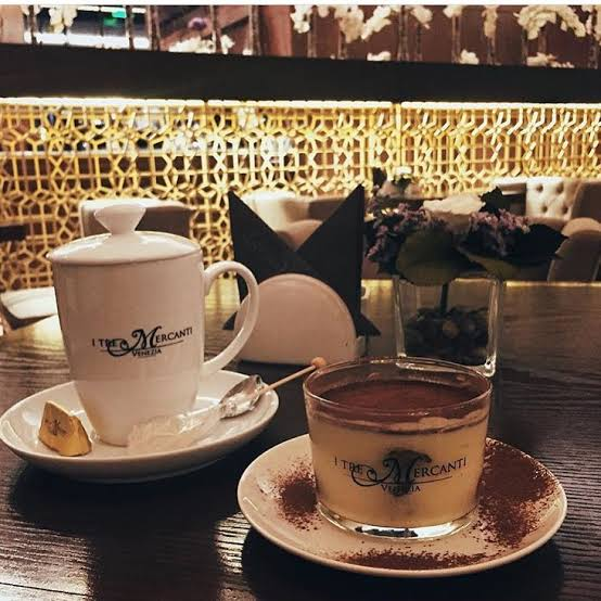 مقهى آي تري ميركانتي في الرياض