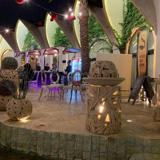 قاعة اوشا في الرياض
