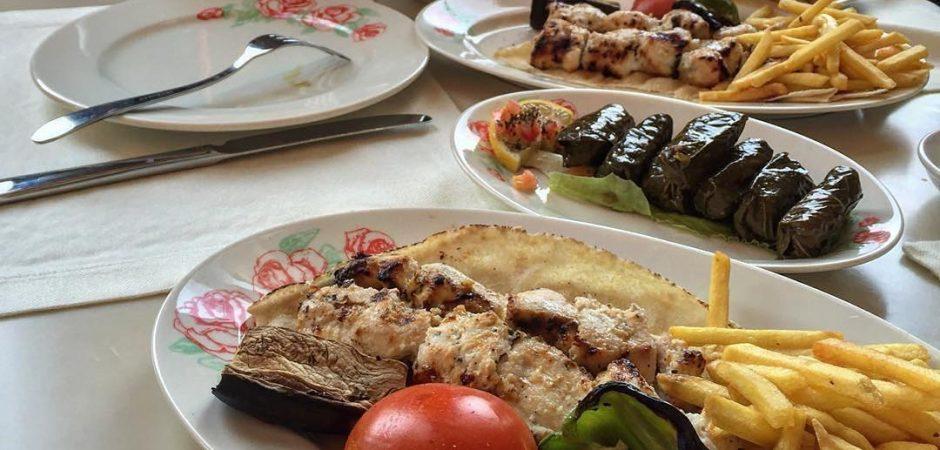 مطعم ليلى الرياض