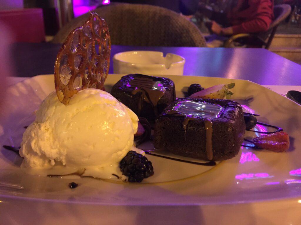 مطعم جلوبيسترو في الرياض