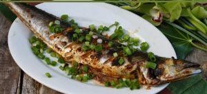 مطعم أسماك السلطان في أبها والخميس