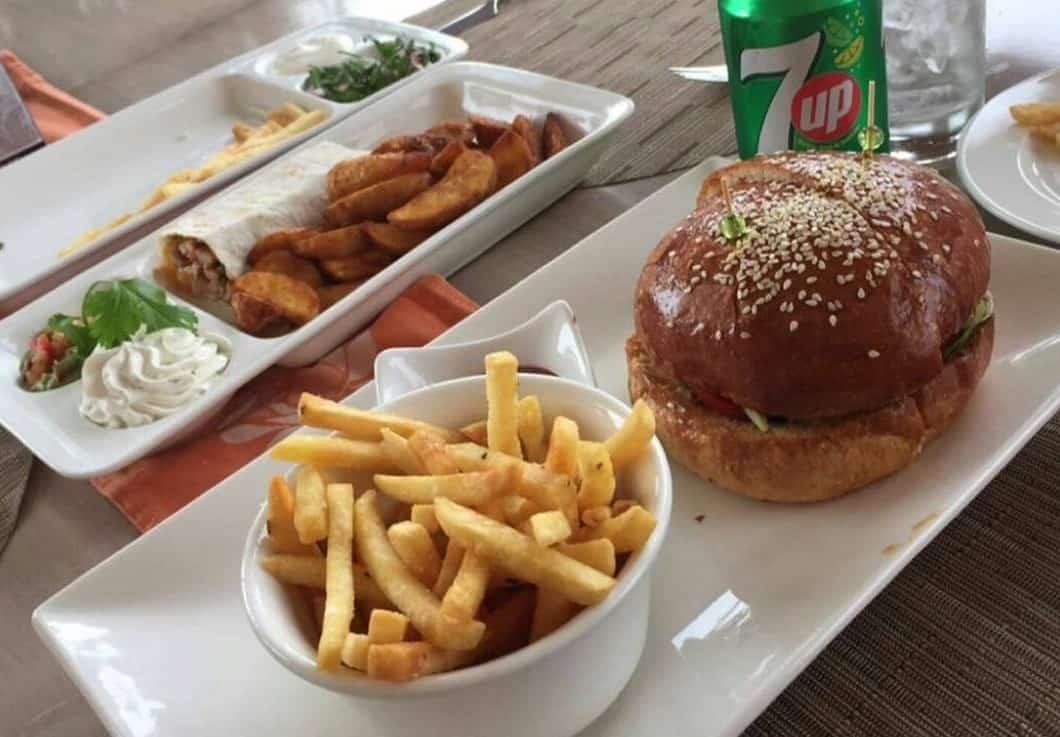مطعم أمارا جدة