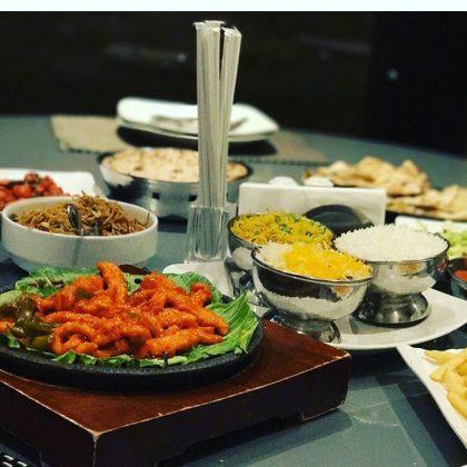 مطعم انديك الهندي في القصيم