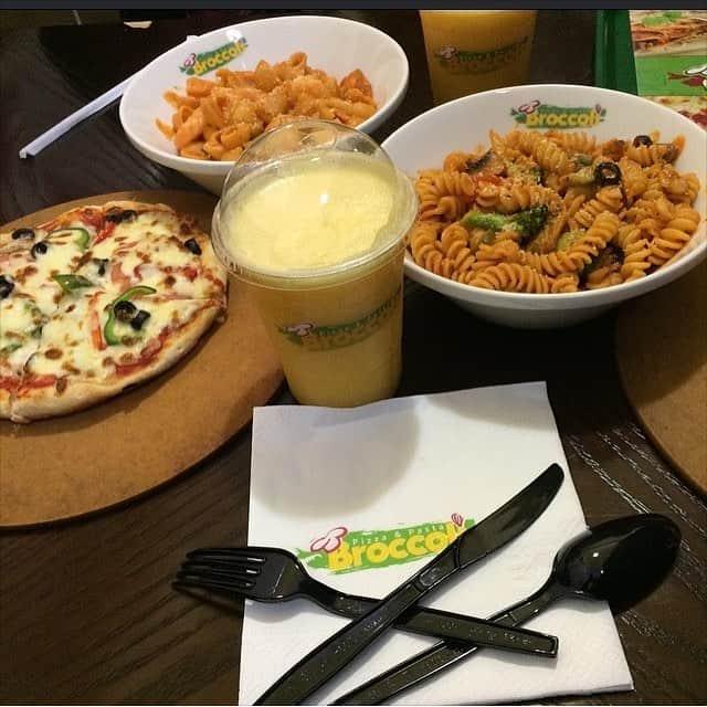 مطعم بروكلي باستا في أبها والخميس