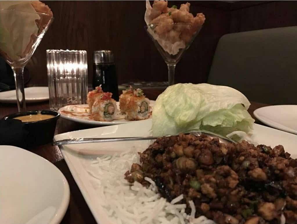 مطعم بي اف تشانج جدة