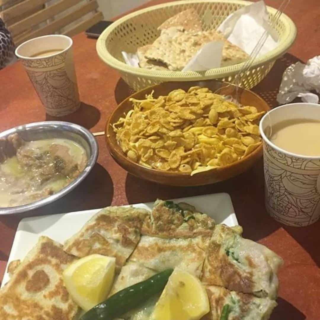 مطعم عريكة الديرة جدة
