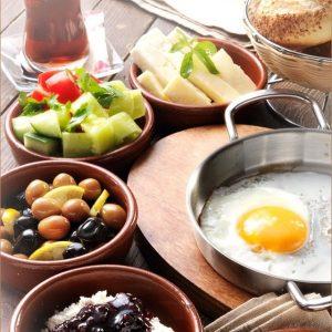 مطعم فطور ريفي