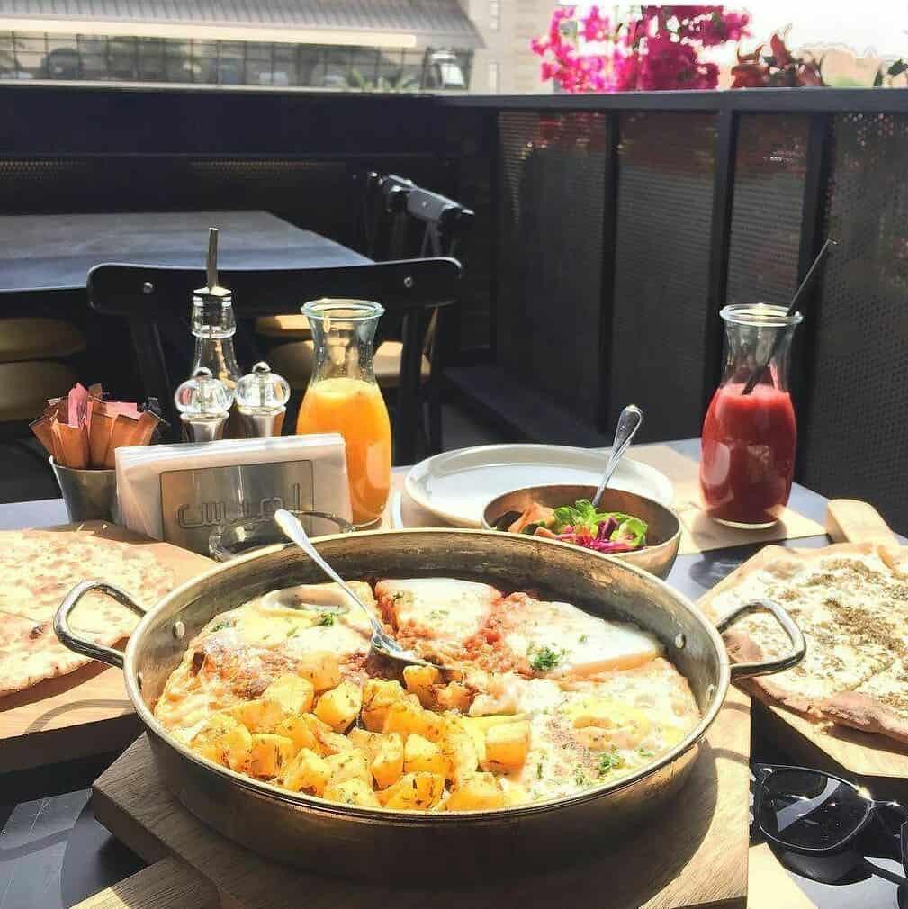 مطعم لميس في الرياض