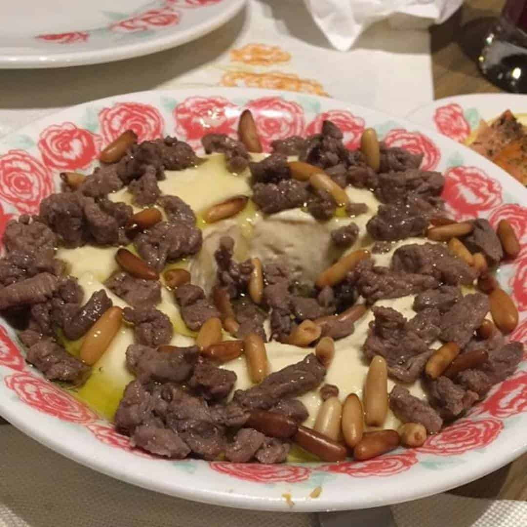 مطعم ليلى اللبناني جدة