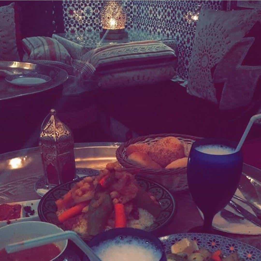 مطعم مراكش جدة