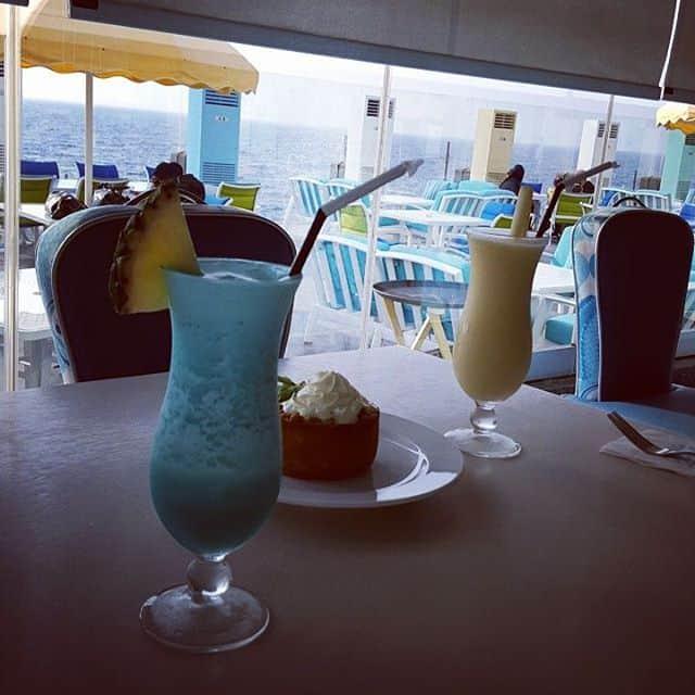 مطعم بلو اوشن في جدة