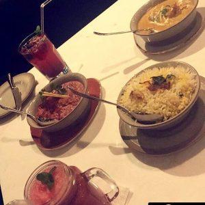 مطعم زافران الرياض