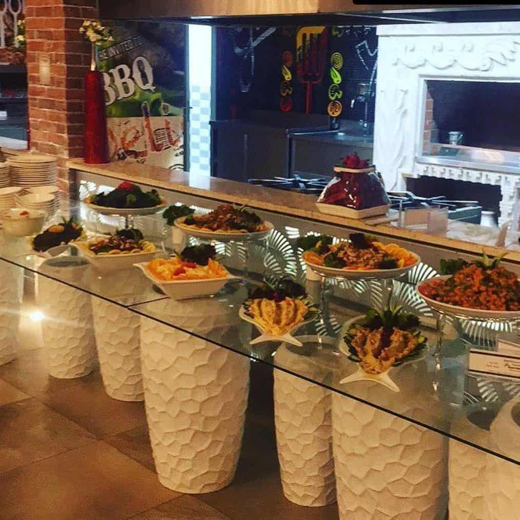 مطعم حديقة العائلة الرياض