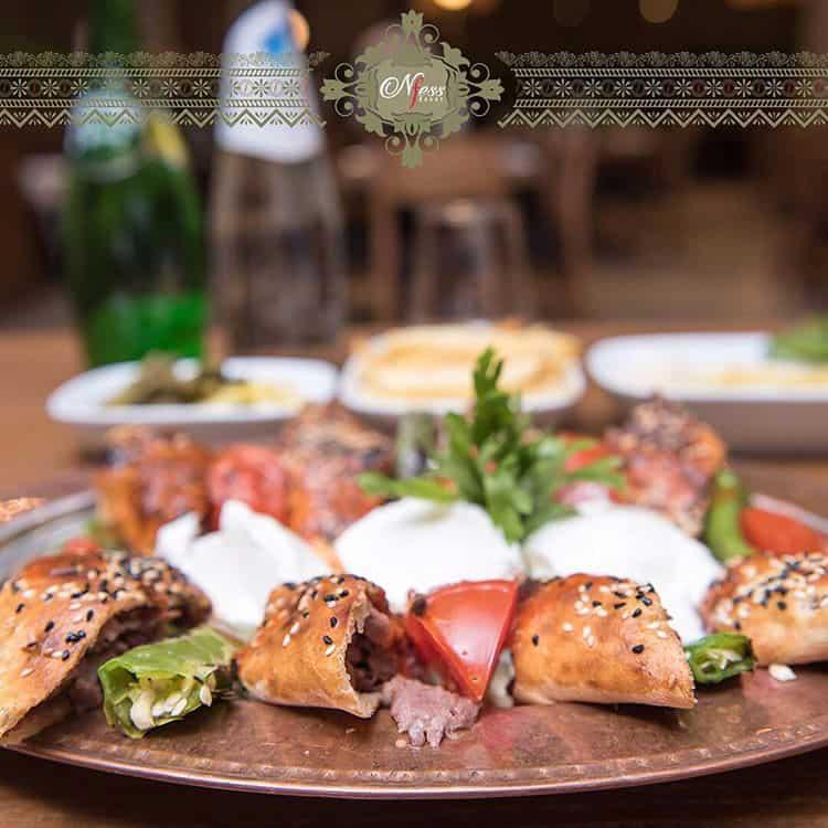 مطعم إنفس دونر التركي