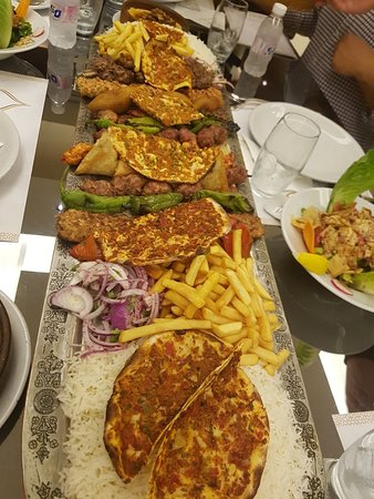 اشهر مطعم هندي الطايف