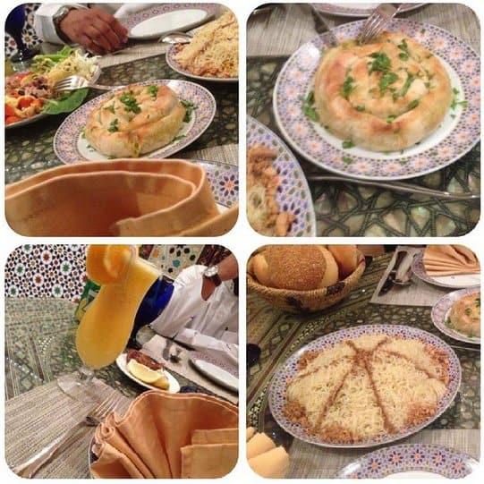 مطعم مراكش في جدة