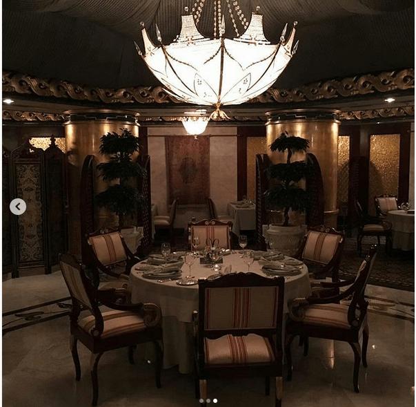 مطعم جنجر ليف في جدة