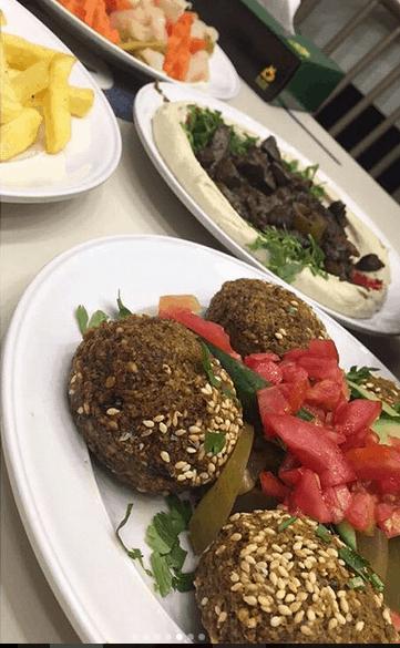 مطعم هاشم الطائف
