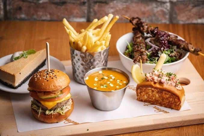 Beeves Burger & Steak